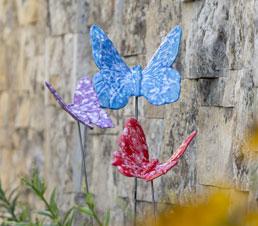 Flutterbyz Garden Sculptures