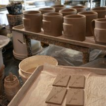 Handcrafted Mugs